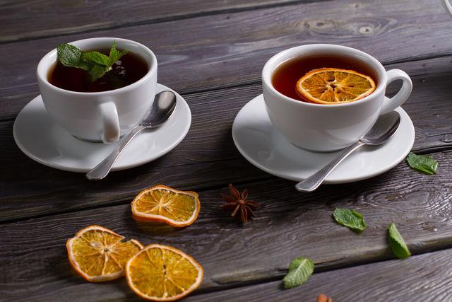ароматизированный чай-2