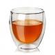 "Чашка-термос ""Тюльпан"" из жаропрочного стекла, 250 мл."