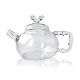 "Чайник стеклянный ""Бамбук"", объем 600 мл."