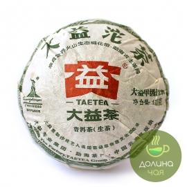 Пуэр шен Даи Мэнхай, 2010 г., 100 гр.