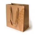 Крафт пакет подарочный