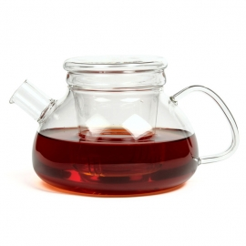 """Чайник стеклянный """"Киото"""", объем 750 мл."""