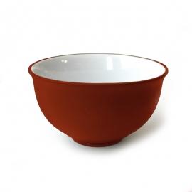 Пиала из исинской глины (красная), 80 мл