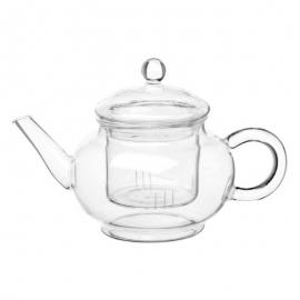 """Чайник стеклянный """"Ирга"""", объем 250 мл."""