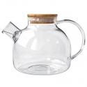 """Чайник стеклянный """"Мелвилл"""", объем 1 литр"""