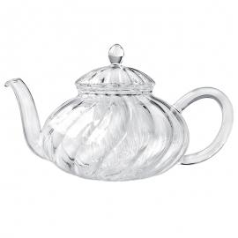 """Чайник стеклянный """"Вихрь"""", объем 600 мл."""