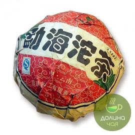 Пуэр шу Мэнхай Точа, 2012 г., 100 гр.