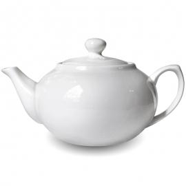 Фарфоровый чайник, объем 500 мл.