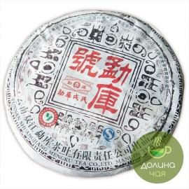 """Пуэр шен Мэнхай """"Мэнку Хао"""", 2007 г., 400 гр."""