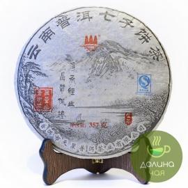 """Пуэр шен Мэнхай """"Цзинь Я"""", 2013 г., 357 гр."""