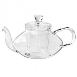 """Чайник стеклянный """"Нежность"""", объем 500 мл."""