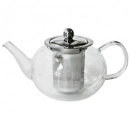 """Чайник стеклянный """"Оазис"""", объем 600 мл."""