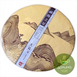 """Пуэр Даи Мэнхай """"Чжи Син"""", 2014 г., 357 гр."""
