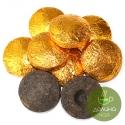Пуэр шу «Золотой медальон» со старых деревьев (без добавок), 5 шт.