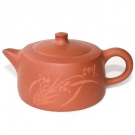 Чайник «Цзин Лань», исинская глина, объем 160 мл.