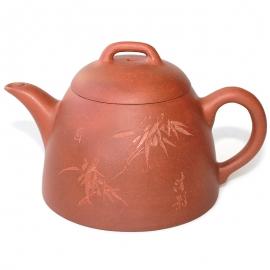 Чайник «Цяо Лян», исинская глина, объем 200 мл.