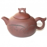 Чайник «Китайская вишня», исинская глина, объем 550 мл.