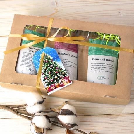Подарочный набор чая «Елочка»