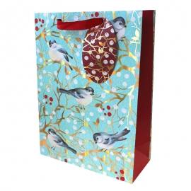 Пакет подар. «Птицы»