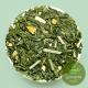 Чай зелёный с имбирем и лимоном