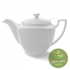 Фарфоровый чайник, объем 500 мл