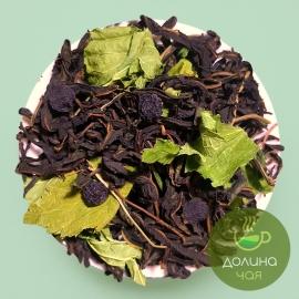 Иван-чай с рябиной и смородиновым листом