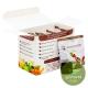 """Чай """"Ассорти, черный чай с ягодами и фруктами"""", кубики 5-7 гр, 10 шт"""