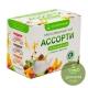 """Чай """"Ассорти, зеленый чай с ягодами и фруктами"""", кубики 5-7 гр, 10 шт"""
