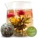 Связанный чай Шуан Си Линь Мэнь (Двойное счастье стучится в двери), 5 шт.