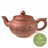 Чайник «Бамбук», исинская глина, объем 350 мл.