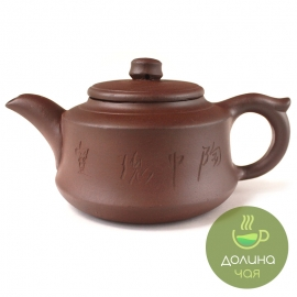 Чайник «Источник молодости», глина, объем 400 мл.