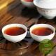 Чай Шу пуэр Сяо Бин, фабрика Цайчэн Менхай, выпуск 2013 года, 100 гр.