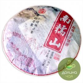 Пуэр Лао Ши То «Нань Но Шань», 357 гр., 2016 г.