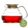 Стеклянный чайник Мори, 900 мл
