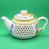 Фарфоровый чайник «Пасторальная роза», объем 220 мл.