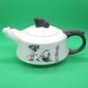 Керамический чайник «Снежная голова дракона», объем 230 мл.