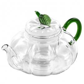 Стеклянный чайник Грин, 700 мл