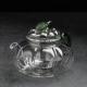 """Стеклянный чайник """"Грин"""", объем 700 мл."""