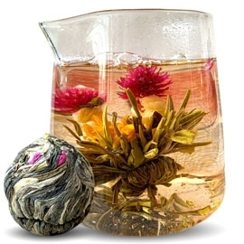 Связанный (чай-цветок)